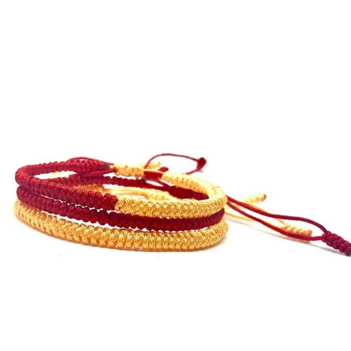 Szerelem Tibeti karkötő szett